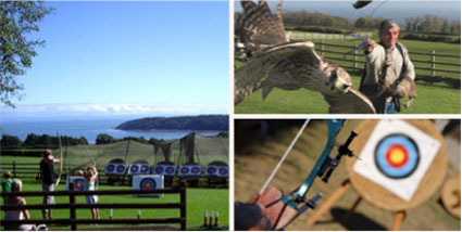 archery in the gower